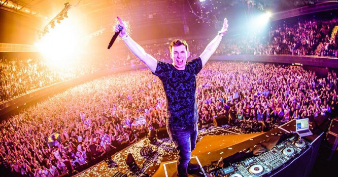 Hardwell Releases New Collaboration With DJ Wiwek 'Chameleon'
