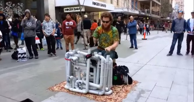 7 Of The Best Dance Music Street Performers [VIDEO]