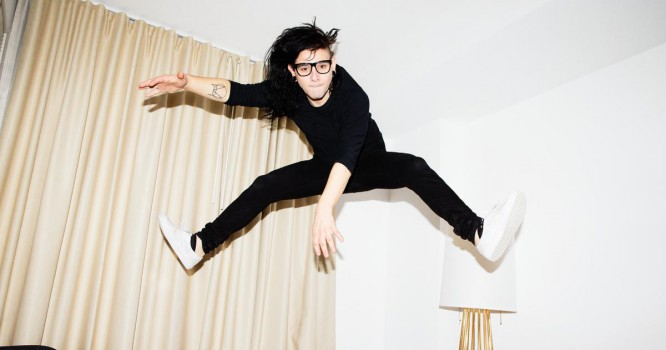 Skrillex Releases Limited Edition Bracelet For Charity