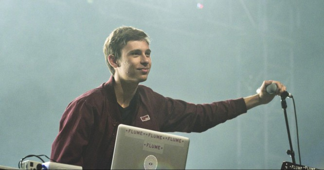 Listen To Flume's Latest Remix 'Turning'