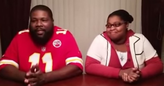 Watch This Dad Get Rekked By His Daughter In A Beatbox Competition [VIDEO]
