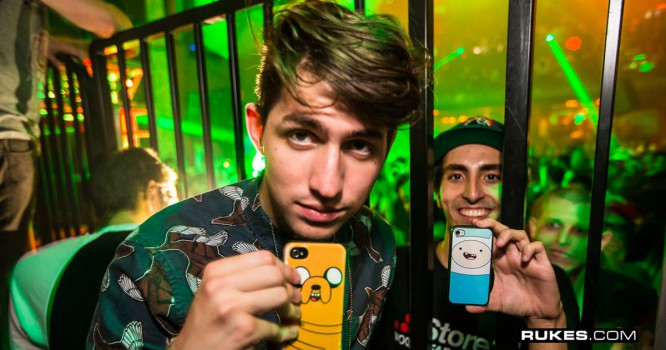 Watch Porter Robinson's Headlining Performance At The 2015 Anime Expo [VIDEO]