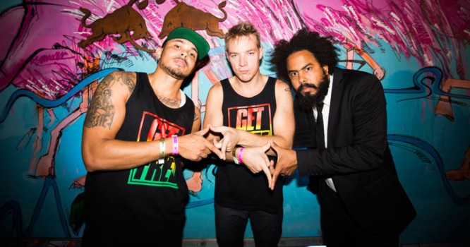 Check Out This Brand New Remix Of Major Lazer's 'Be Together'