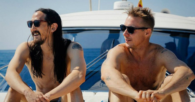 Steve Aoki Takes Fans Behind The Scenes With New On The Road Episode [VIDEO]