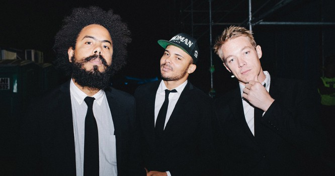 Major Lazer Claims The Number One Spot On Billboard Charts
