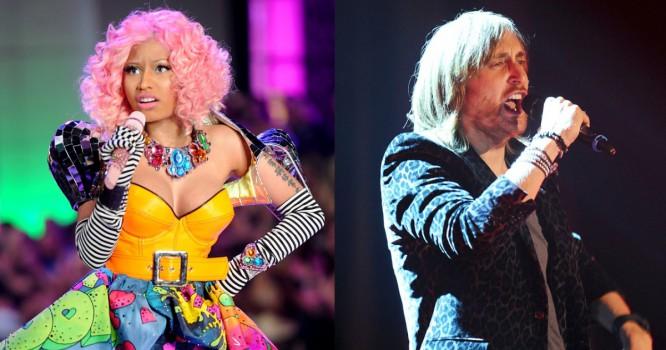 Fans Demand Refunds After Nicki Minaj Misses Performance & Joins David Guetta Instead