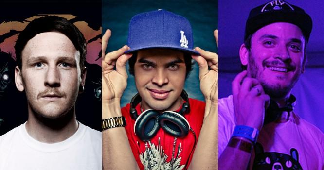 Datsik, Zomboy, Bro Safari & More Top North American Touring Festival Lineup