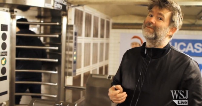 This Legendary Musician Is Transforming New York Subway Turnstiles Into Instruments [VIDEO]