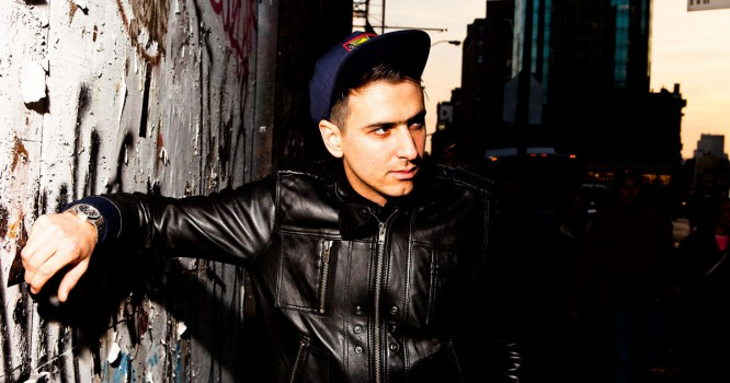 Boys Noize Gets Busted For Throwing An Illegal Street Rave [VIDEO]