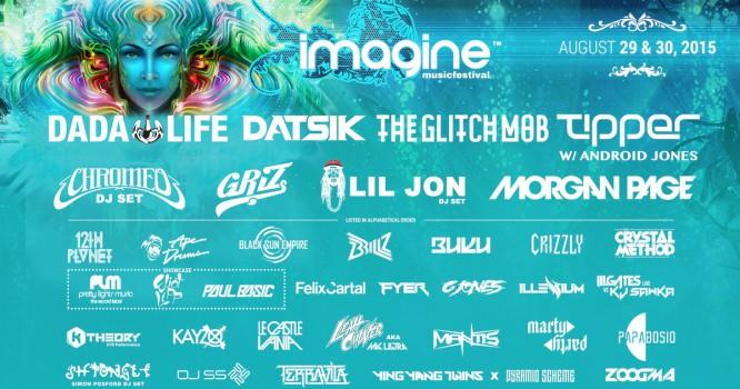 Win Tickets to Imagine Music Festival!