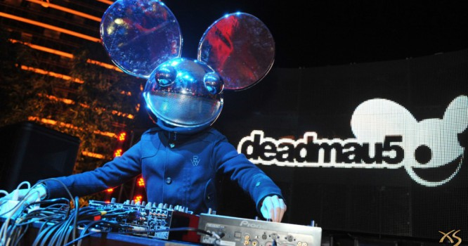 Deadmau5 Throws Down Surprise Set At Intimate Comic Con Event [VIDEO]