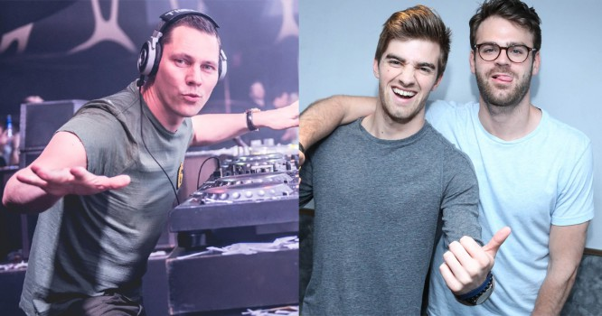 Listen To Tiesto Debut His New Collab With The Chainsmokers At Ultra Europe