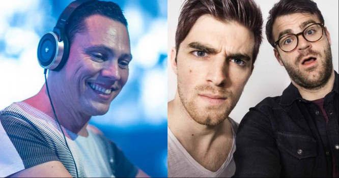 Tiesto Releases New Remix Of 'Let You Go' By The Chainsmokers For Free Download