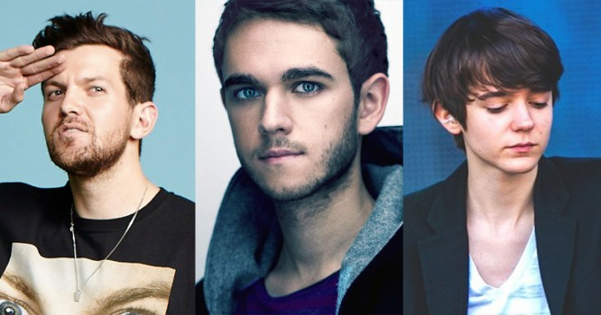 Zedd Announces Dillon Francis, Madeon & More To Join True Colors Tour