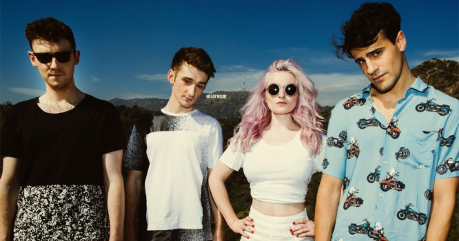 Check Out This New Remix Of Clean Bandit's 'Stronger'