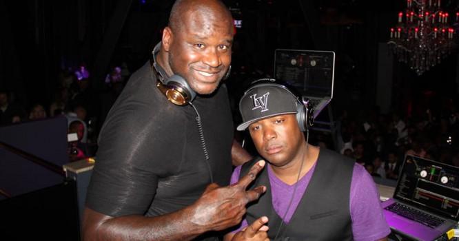 Shaquille O'Neal AKA DJ Diesel Drops Exclusive TomorrowWorld Mix