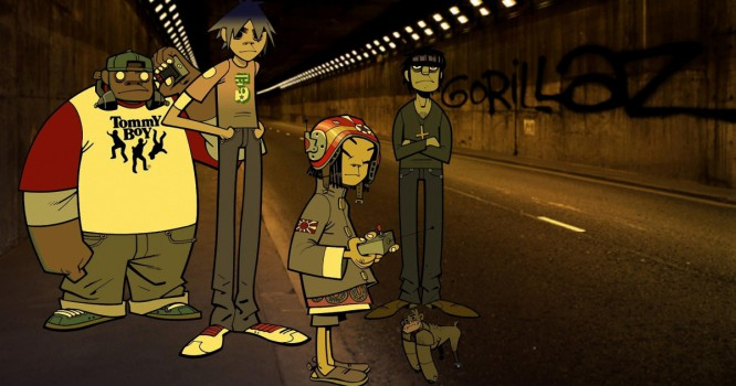 Gorillaz Announce Their Return With The Recording Of A New Album