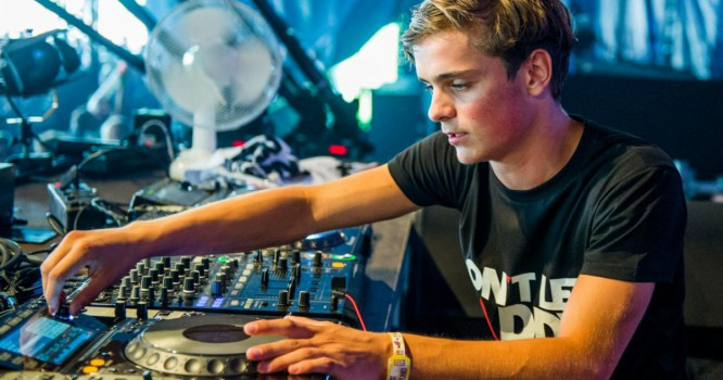 Listen To Martin Garrix's Playlist Of His Favorite Tracks Right Now