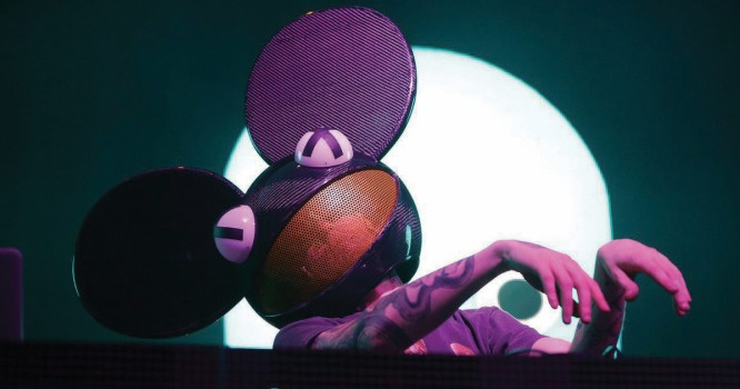 Deadmau5 Teases New Studio Album & Rough Release Date