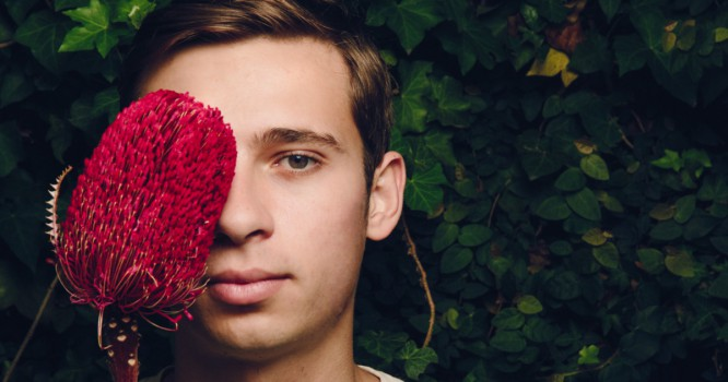 Flume Talks Sophomore Album And Featured Collaborations [VIDEO]