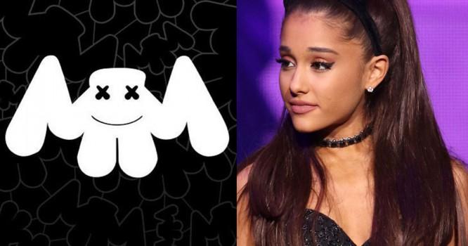 Marshmello Remixes Ariana Grande's 'One Last Time'