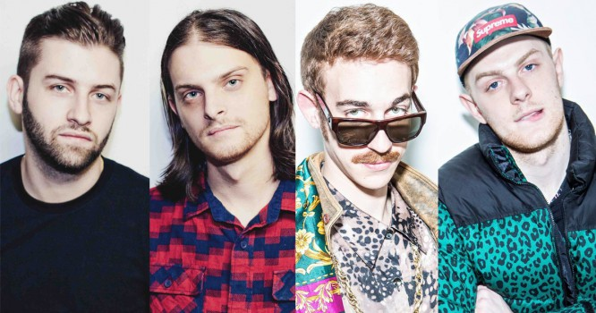 Zeds Dead Releases New 'Flies' Collaboration With LOUDPVCK