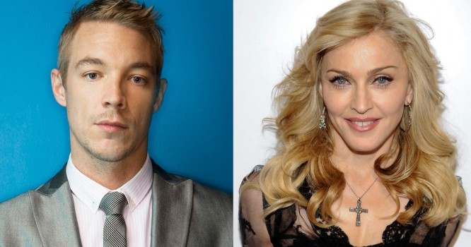 Diplo To Open For Madonna On Select Dates Of Her World Tour