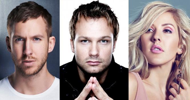Dash Berlin Remixes 'Outside' By Calvin Harris Featuring Ellie Goulding