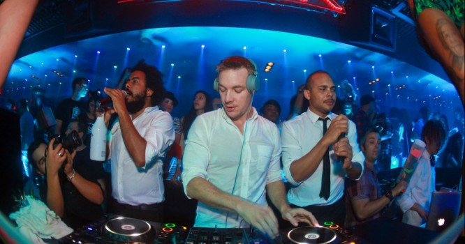 Listen To Major Lazer & MO's New Cover Of Frank Ocean's 'Lost'