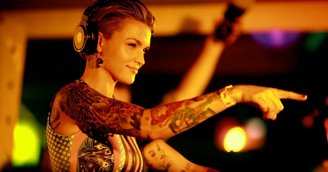Orange Is The New Black's Ruby Rose To Open For Avicii