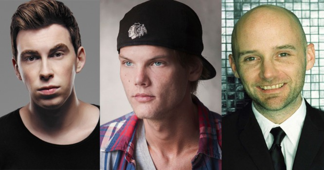 Avicii, Hardwell, Moby & More To Judge International Songwriting Competition