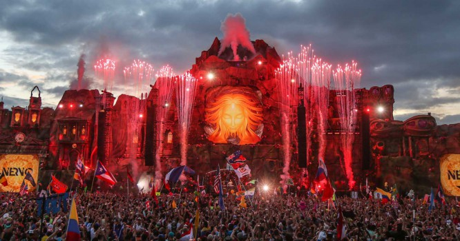 TomorrowWorld Releases Exclusive Benny Benassi Mix