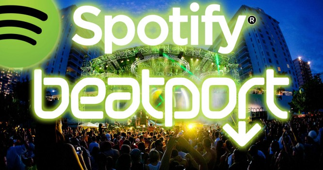 Spotify Teams Up With Beatport To Revolutionize EDM Streaming