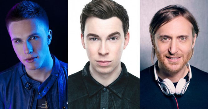 Hardwell, Nicky Romero, David Guetta & More Top Euro Fest Lineup