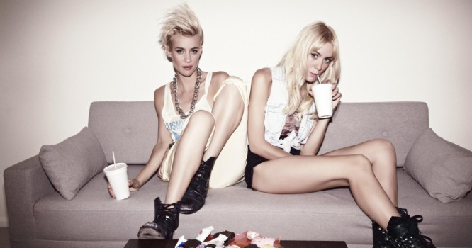 NERVO Drops New Track Featuring Kylie Minogue & Nile Rodgers