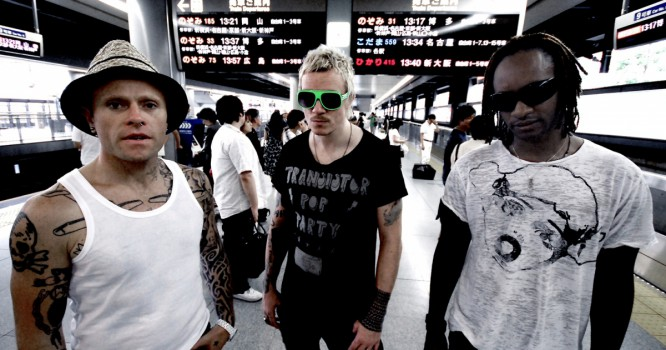 Listen to The Prodigy's New Track 'AWOL (Strike One)'