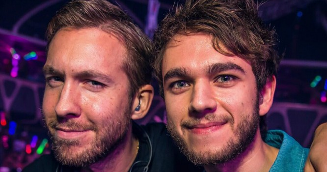 Zedd, Calvin Harris & More Team Up With NBA For New Project