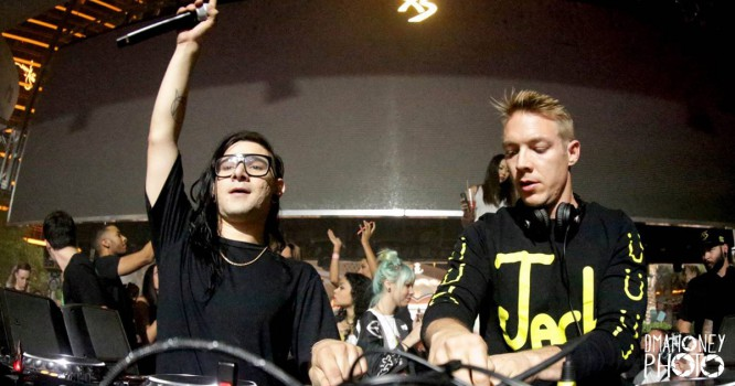 Jack U Teams Up With Chase & Status For Historic Show