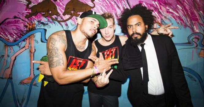 Dash Berlin Remixes Major Lazer's 'Lean On'