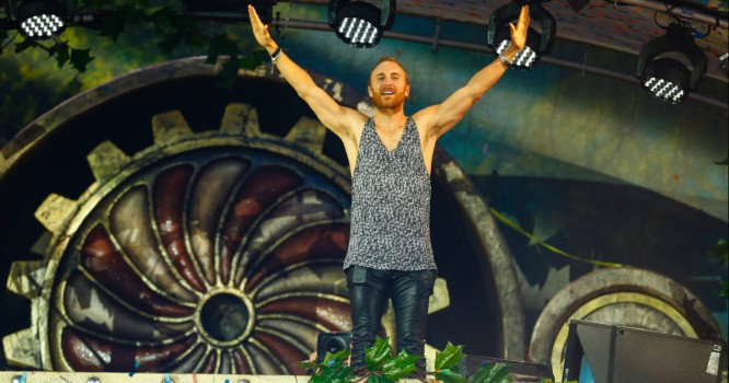 Guetta Drops 'If You're Happy & You Know It' At Tomorrowland [VIDEO]