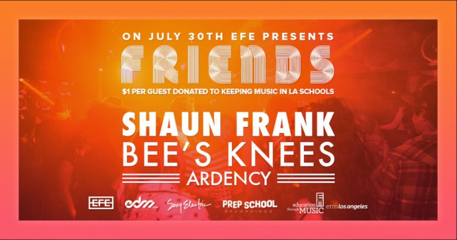 Electric Family Events Presents Bee's Knees Variety Pack EP Release Party