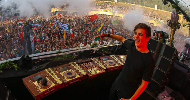 Stream Live Sets From Martin Garrix, Armin & More At Tomorrowland
