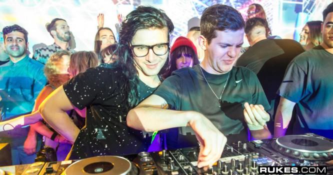 Dillon Francis & Skrillex Release New Collab 'Bun Up The Dance'