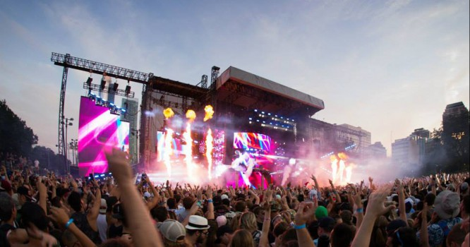 Major Festival Forced To Evacuate Due To Extreme Weather [VIDEO]