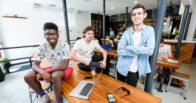 3 Undergrads Are Making Major Waves With Their New Music Sharing App