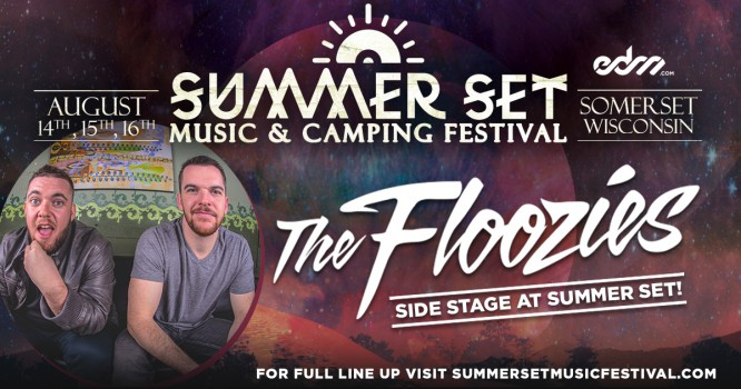 The Ultimate Summer Set Music Festival Giveaway with The Floozies