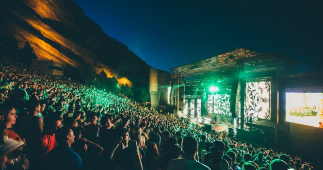 Red Rocks Amphitheatre Officially Named A National Historic Landmark
