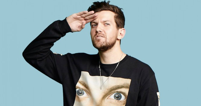 Dillon Francis Drops Hilarious Rap Video With Special Message [VIDEO]