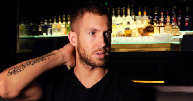 Calvin Harris Is Hooking Up One Lucky Fan With The Trip Of A Lifetime
