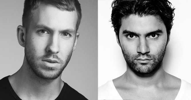 Calvin Harris & R3hab Release New 'How Deep Is Your Love' Remix